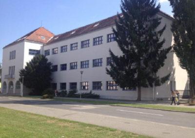 ENERGETSKA OBNOVA Graditeljska, prirodoslovna i rudarska škola, Varaždin
