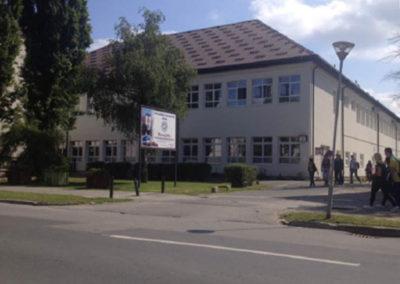ENERGETSKA OBNOVA Strojarska i prometna škola, Varaždin