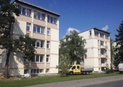 ENERGETSKA OBNOVA Učenički dom, Varaždin